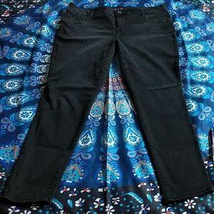Maurice's Black Jeans